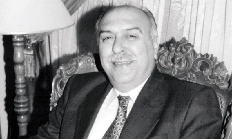 رجل الأعمال السوري محمود فرزات (إنترنت)