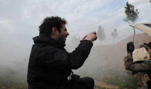 الصحفي رامي الجراح - مدير راديو صوت دمشق (إنترنت)