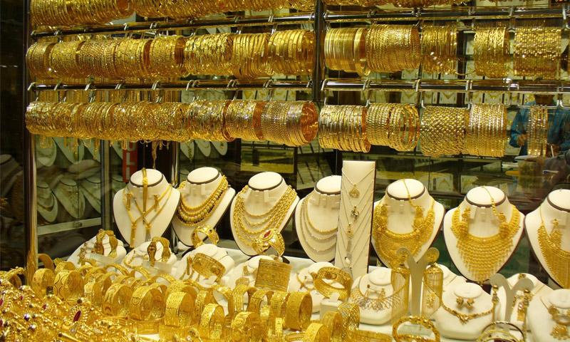 استمرار انخفاض سعر الذهب في سوريا (انترنت)
