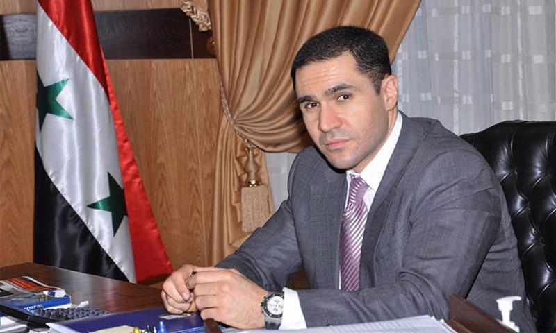 رئيس اتحاد غرف الصناعة السورية ورئيس غرفة صناعة حلب، فارس الشهابي (فيسبوك)