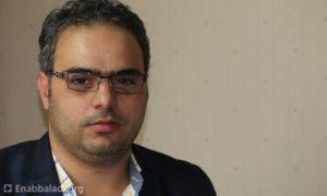يوسف صديق، الرئيس التنفيذي لمركز حلب الإعلامي (عنب بلدي)