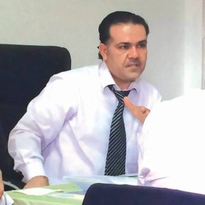 عبد السلام حامد، مدير مكتب التعاون الدولي الزراعي (إنترنت)