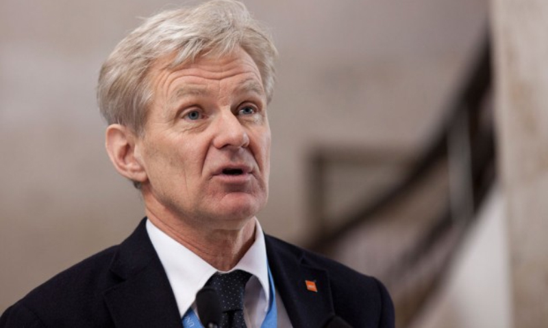 مستشار المبعوث الأممي إلى سوريا، يان إيغلاند