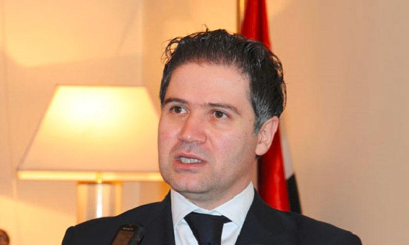 وزير السياحة التابع للنظام، بشر يازجي(انترنت)