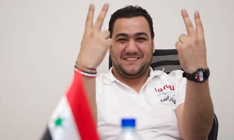 علاء مخلوف (فيس بوك)