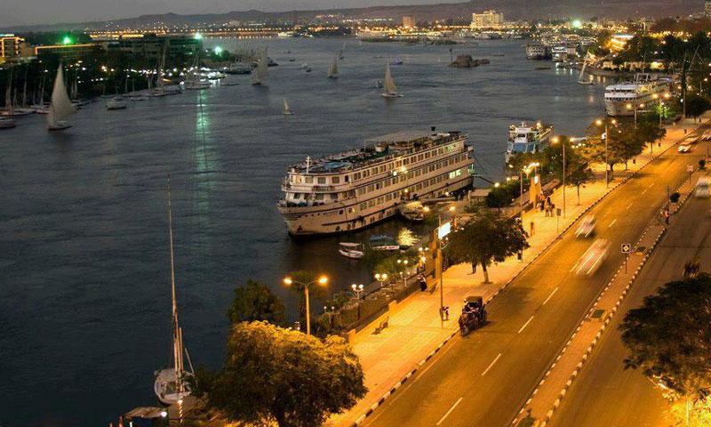 أرشيفية- مدينة أسوان في جمهورية مصر (إنترنت)