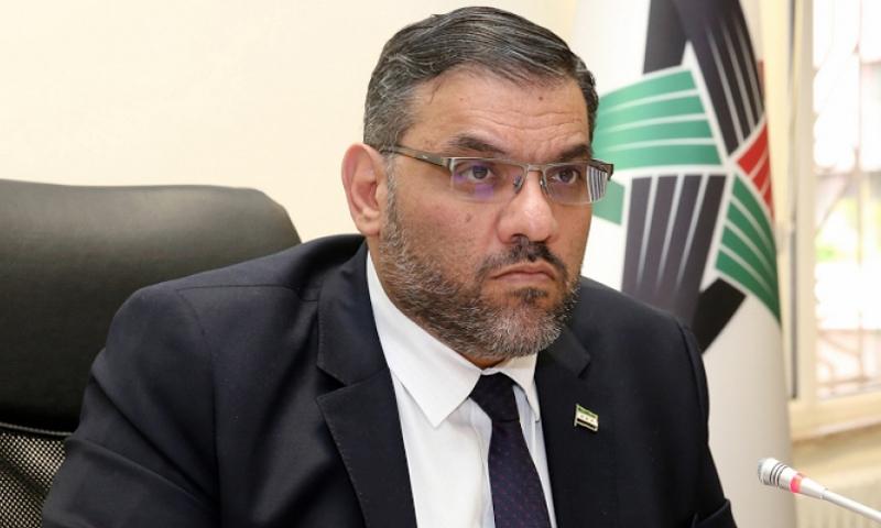 """رئيس """"الائتلاف الوطني"""" أنس العبدة (إنترنت)"""