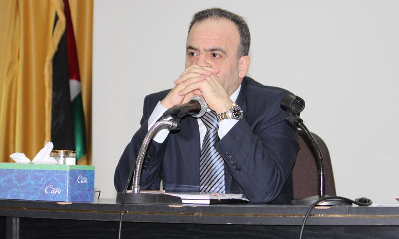 رئيس حكومة النظام السوري المكلف، عماد خميس (إنترنت)