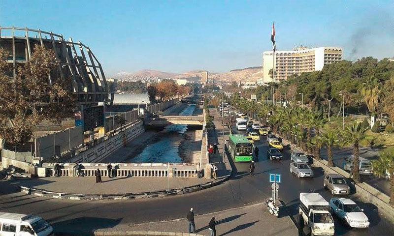 جسر الرئيس في سوريا(انترنت)