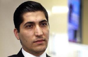 أسامة أبو زيد، المستشار القانوني للجيش الحر.