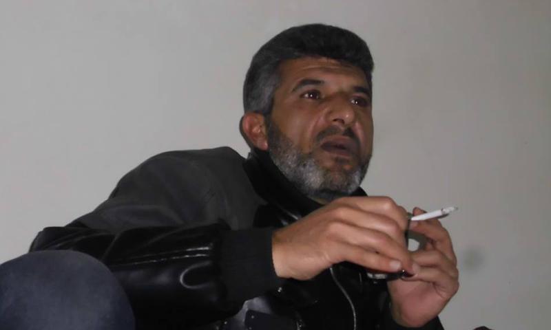 الناشط عبد المنعم خليل (محامي معربة).