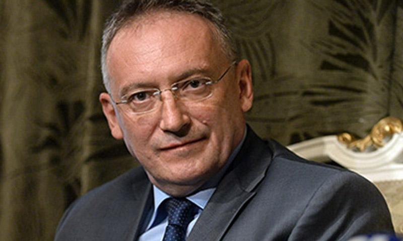 السفير الروسي لدى سوريا ألكساندر كينشاك (لينتا الروسية)
