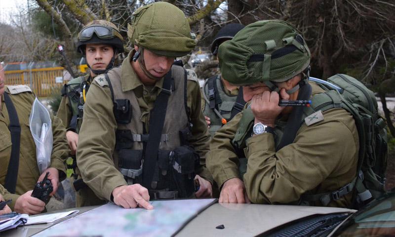 مقاتلون في الجيش الإسرائيلي (إنترنت)