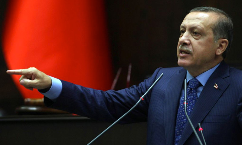 الرئيس التركي، رجب طيب أردوغان (إنترنت)