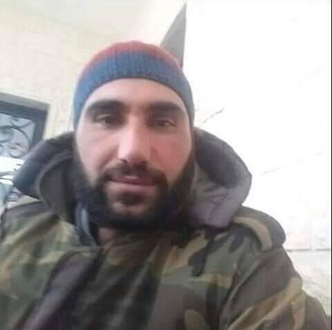 طارق القلعاني أحد المطلق سراحهم (أخبار السويداء مباشر)