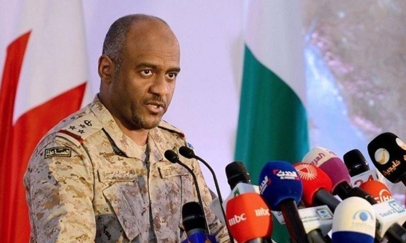 المتحدث باسم وزارة الدفاع السعودية، أحمد عسيري (إنترنت)