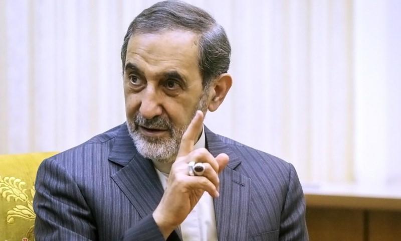 مستشار قائد الثورة الإسلامية الإيرانية للشؤون الدولية، علي أكبر ولايتي( تسنيم)
