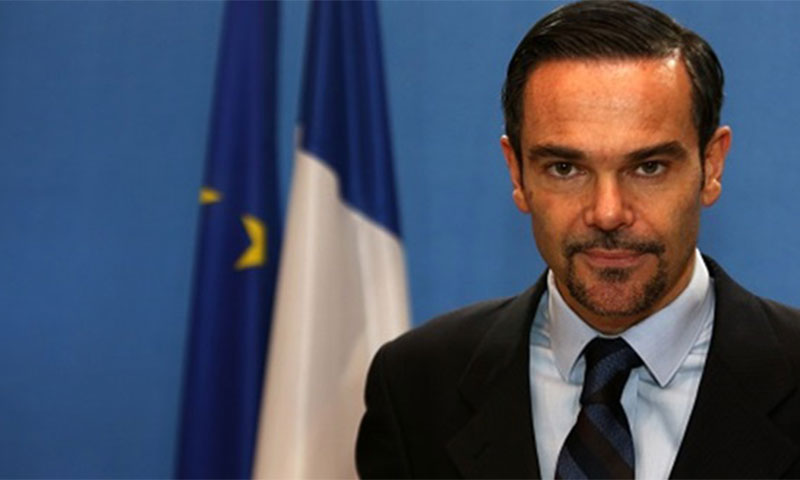 الناطق باسم الخارجية الفرنسية، رومان نادال (انترنت)