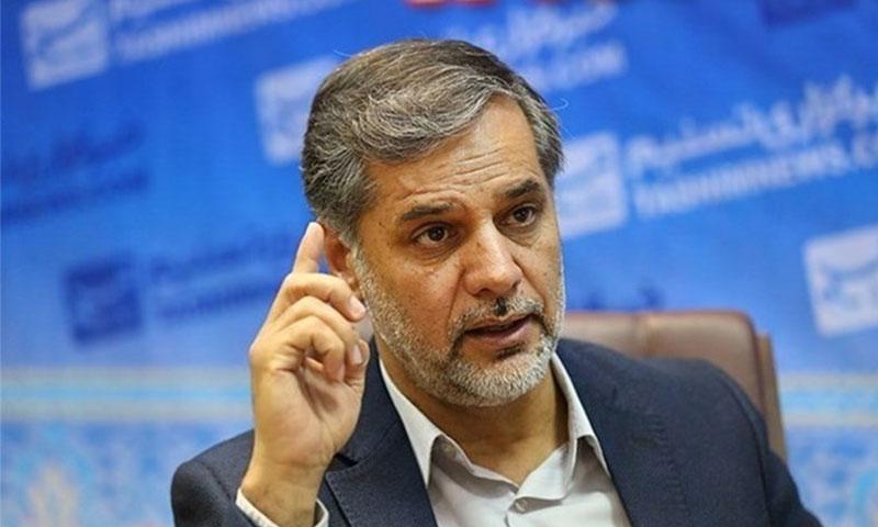 المتحدث باسم لجنة الأمن القومي والسياسة الخارجية في مجلس الشورى الإيراني، حسين نقوي حسيني (تسنيم)