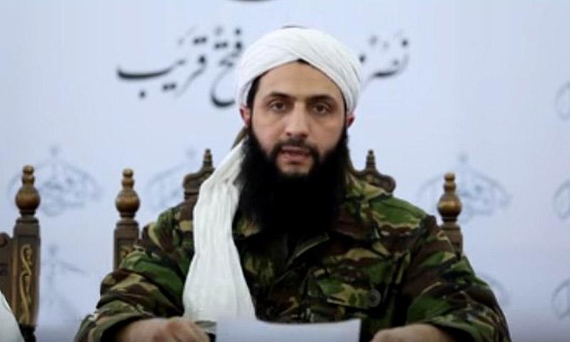 أبو محمد الجولاني