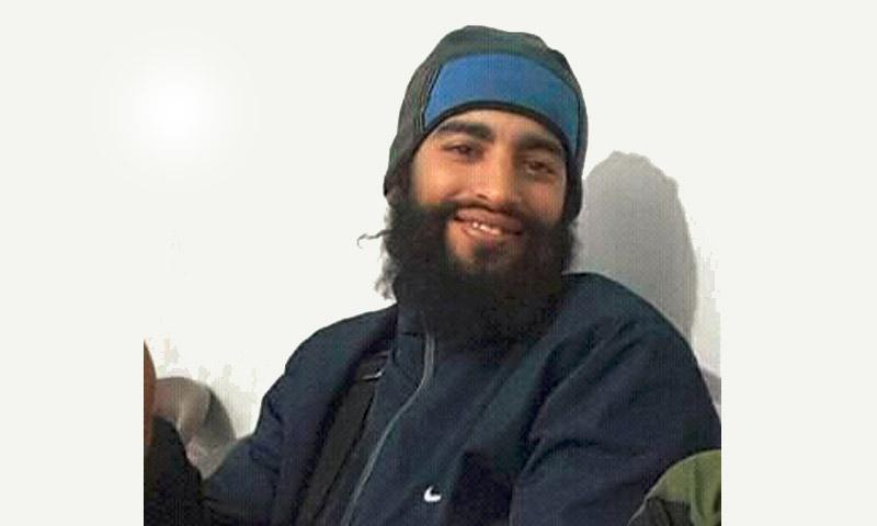 """حاتم حلاوة (أبو بكر المغربي) قتل في سوريا إلى جانب تنظيم """"الدولة الإسلامية""""، الأحد 29 أيار."""
