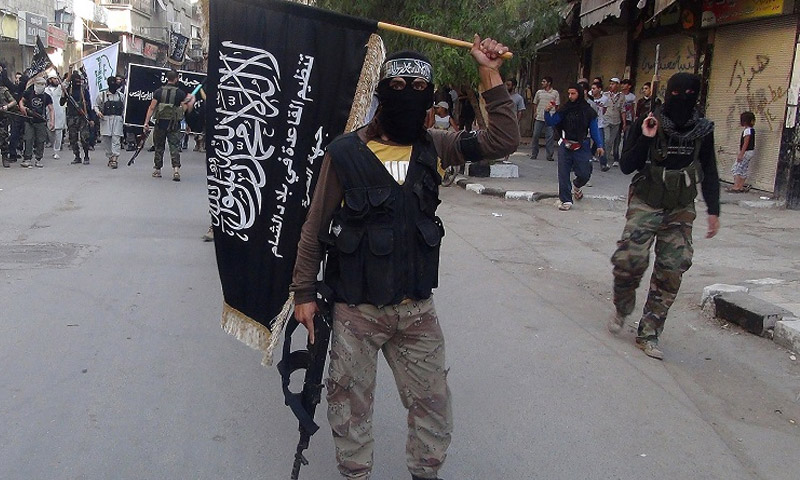 """تعبيرية: مقاتلون من """"جبهة النصرة"""" في سوريا (إنترنت)"""