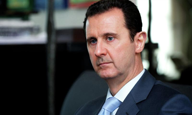 رئيس النظام السوري بشار الاسد (انترنت)