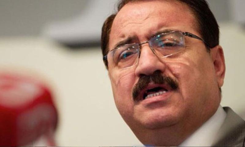سفير النظام السوري في موسكو، رياض حداد (سبوتنك)