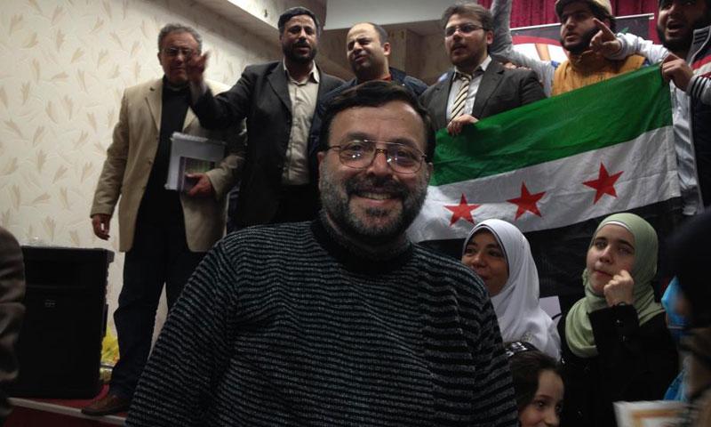 الطبيب محمد الشواف (فيس بوك)
