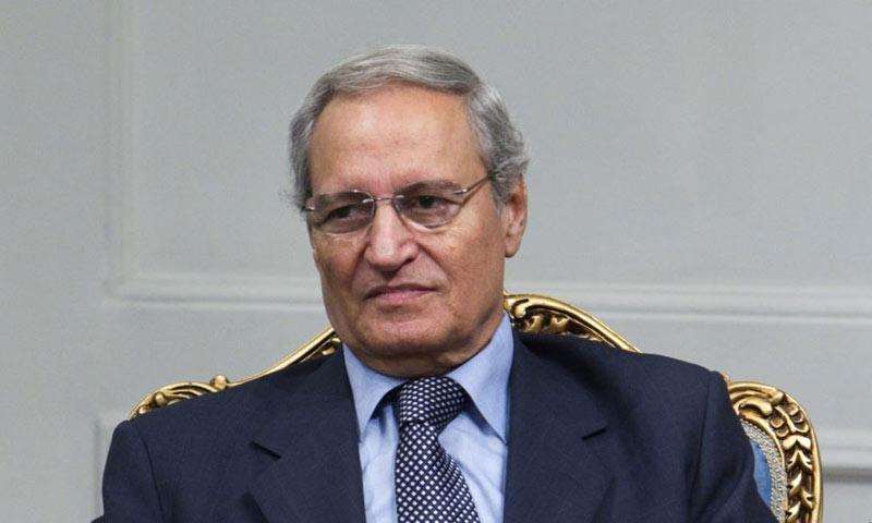 نائب الرئيس السوري ووزير الخارجية السابق، فاروق الشرع (إنترنت)