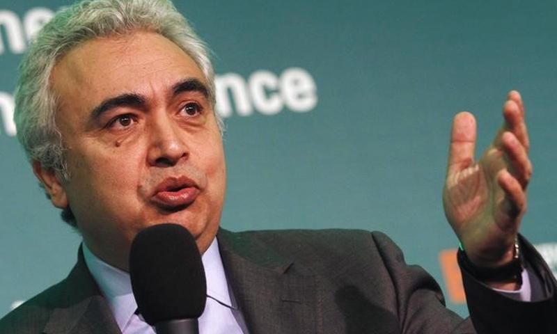 رئيس وكالة الطاقة الدولية فاتح بيرول (إنترنت)