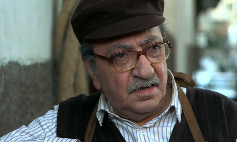 الممثل السوري دريد لحام (انترنت)