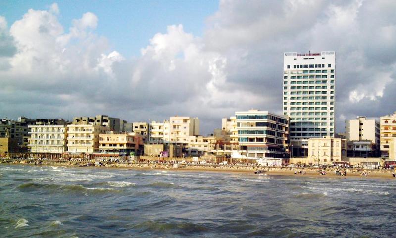 مدينة طرطوس الساحلية (انترنت)