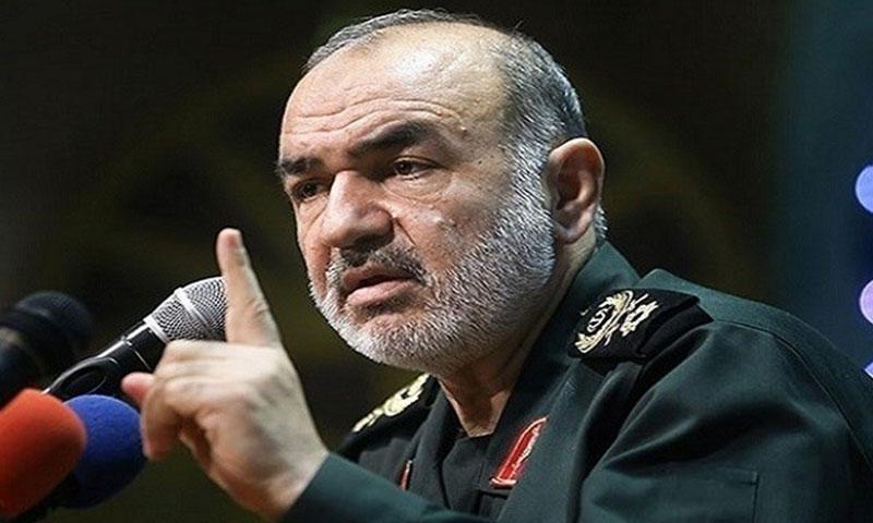 نائب القائد العام للحرس الثوري، العميد حسين سلامي (تسنيم)