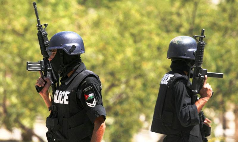 أرشيفية- عناصر من الجهاز الأمني الأردني (إنترنت)