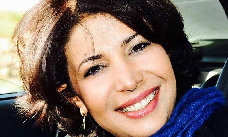 الصحفية التونسية مبروكة خذير (فيس بوك)