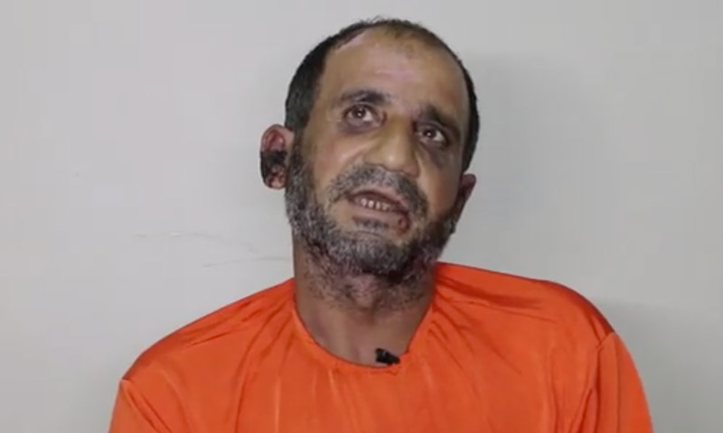 """يوسف عبدو سعدون، شقيق القيادي البارز """"أبو ليلى"""" في كتائب """"شمس الشمال"""" (وكالة أعماق)"""