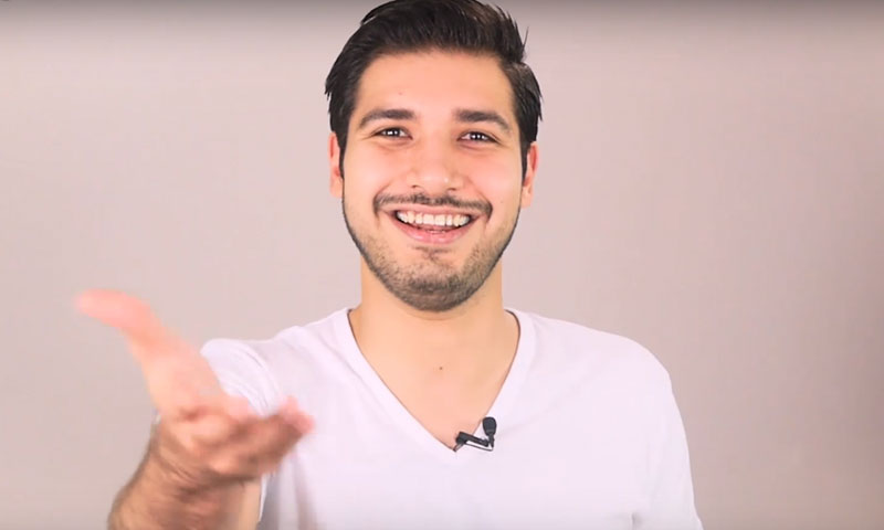 الشاب عبد الرحمن دندشي (يوتيوب)