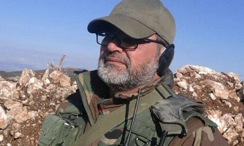 """القيادي في """"حزب الله"""" اللبناني سمير عواضة (فيس بوك)"""