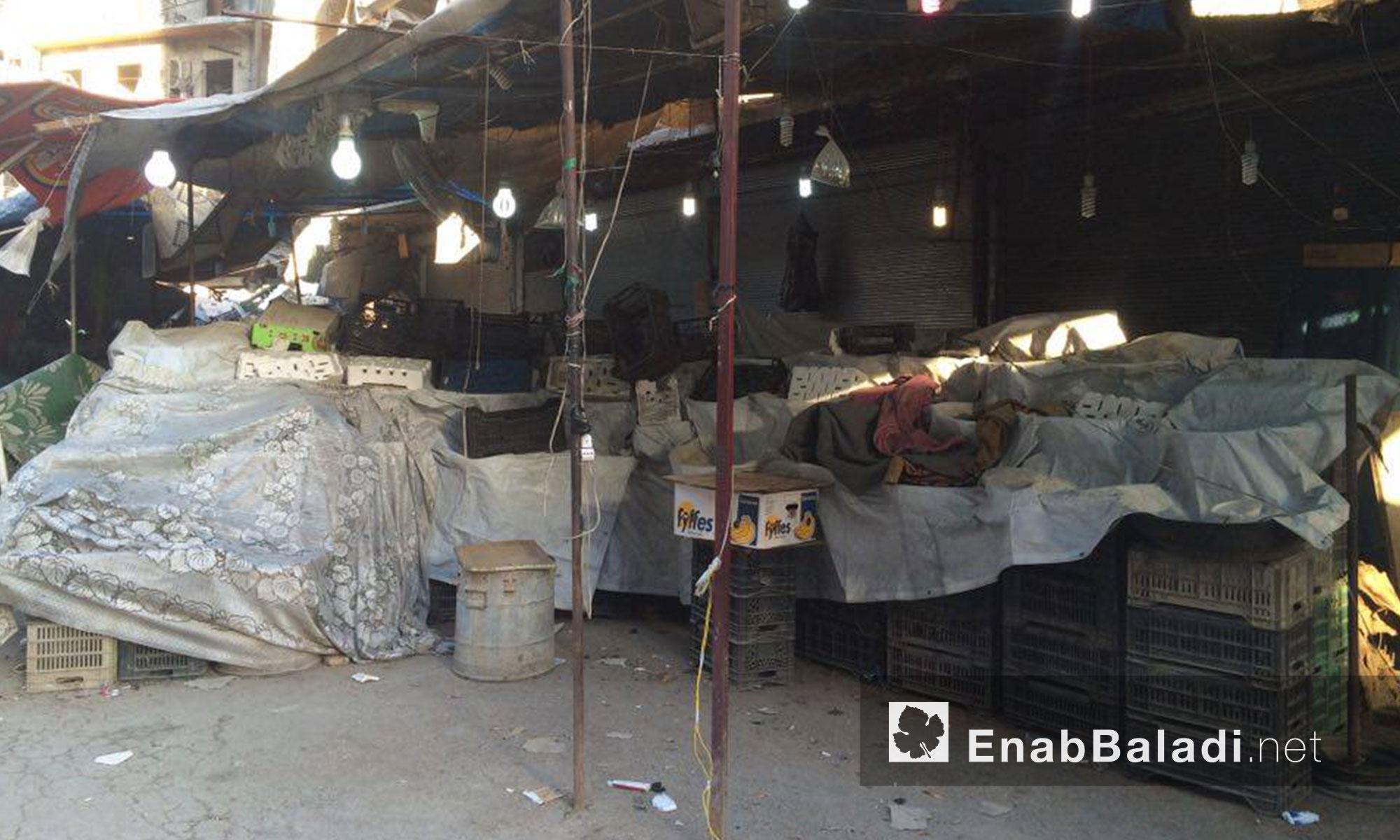 """يدخل الحصار في مدينة حلب يومه الرابع في ظل استمرار رصد قوات الأسد طريق """"الكاستيلو"""" ناريًا"""