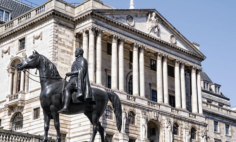 بنك انكلترا المركزي (إنترنت)