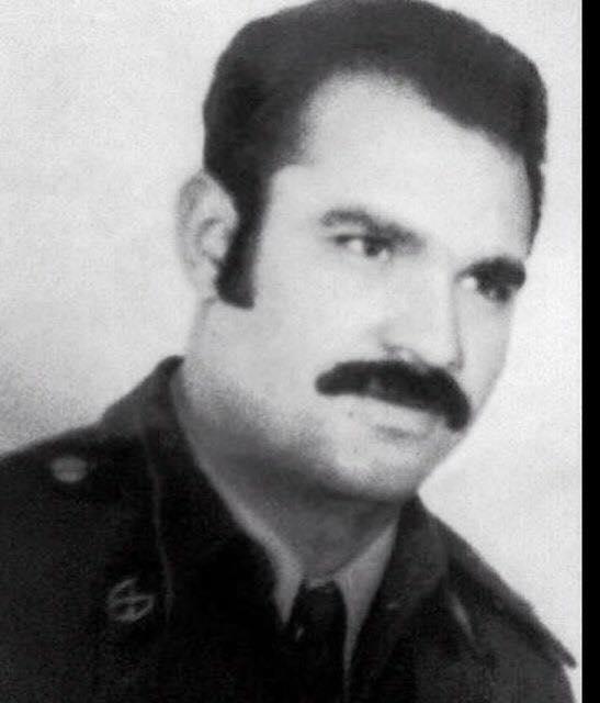 النقيب إبراهيم اليوسف، قتل في 2 حزيران 1980