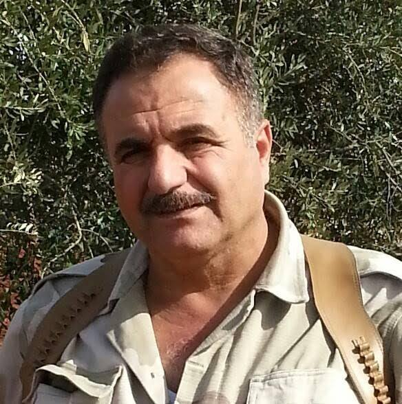 """العميد أحمد بري، رئيس أركان """"الجيش الحر"""""""