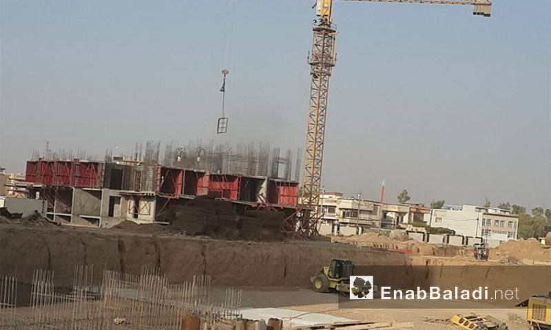 مشروع للإسكان العسكري في ريف الحسكة - الجمعة 5 آب (عنب بلدي