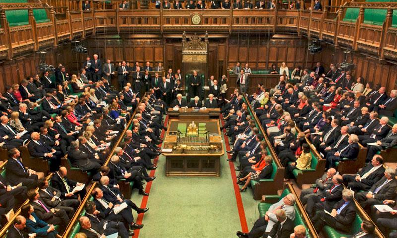 البرلمان البريطاني (إنترنت)