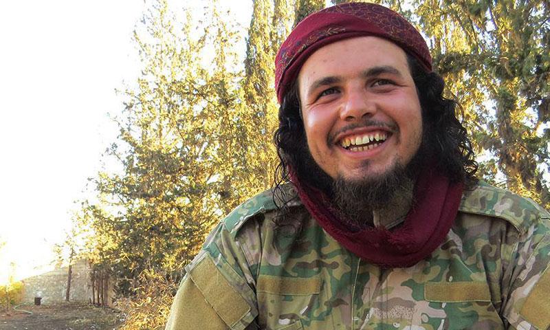 """""""المغيرة الكردي"""" منفذ عملية التفجير الأولى في معركة حلب (جبهة فتح الشام)"""