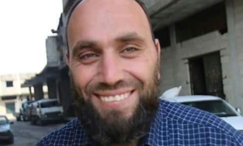 """أبو أيمن مفيد- قائد """"لواء عربين"""""""