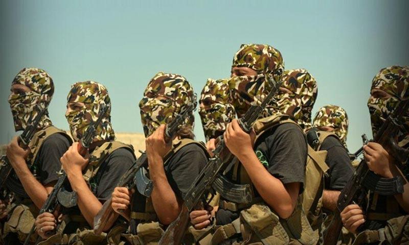 تعبيرية: مقاتلون من المعارضة (إنترنت)