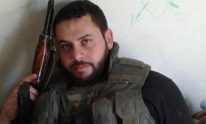"""بلال حسین عیاش، ويلقب بـ""""أبو تراب"""" (تويتر)"""