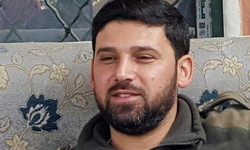 """المقاتل في صفوف """"حزب الله"""" اللبناني، حسين معنقي (فيس بوك)"""